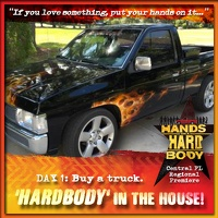 Hands On A Hardbody - In Show